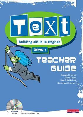 Text: Building Skills in English 11-14 Teacher Guide 1