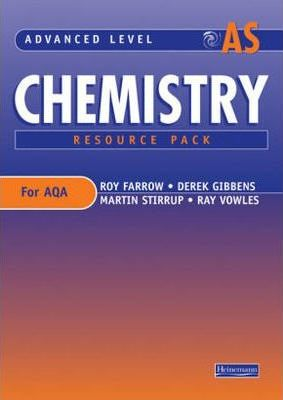 AS Level Chemistry for AQA Teacher Resource Pack