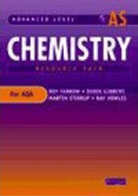 Advanced Level Chemistry for AQA: as Resource Pack and CD-Rom