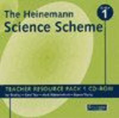 Heinemann Science Scheme: CD-Rom 1