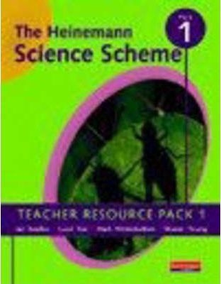 Heinemann Science Scheme: Teachers Resource Pack 1 with CD-Rom