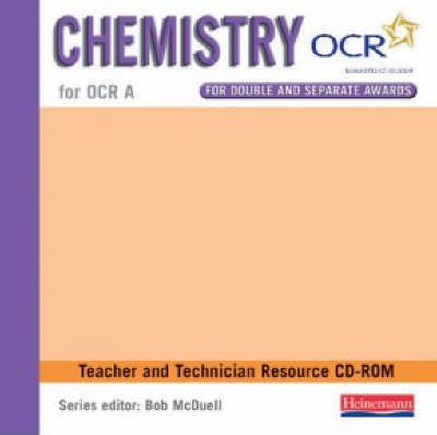 GCSE Science for OCR A: Chemistry Teachers CD-Rom
