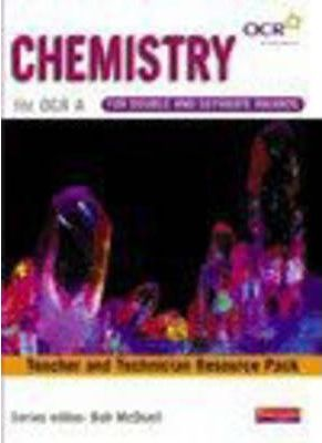 GCSE Science for OCR A Chemistry Teacher Pack & CD-ROM