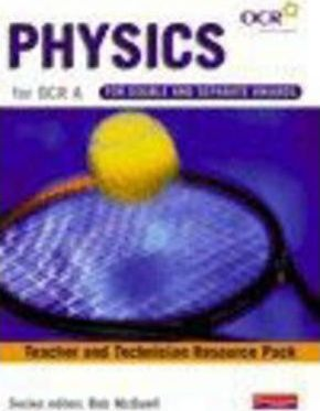 GCSE Science for OCR A: Physics Teachers Pack and CD-Rom