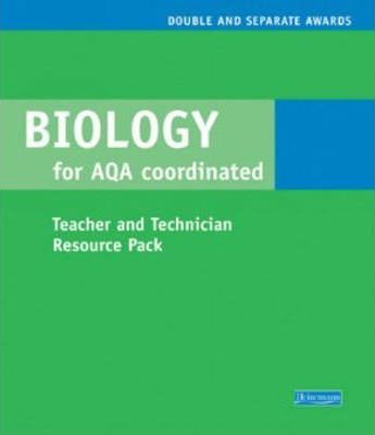 Biology Coordinated & Separate Science for AQA Teacher Resource Pack