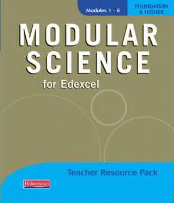 Edexcel Modular Science Modules 1-6 Teacher Resource Pack
