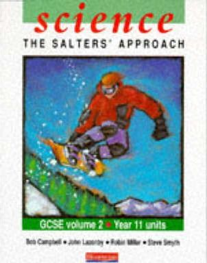 Science: The Salters' Approach: Student Textbook 2