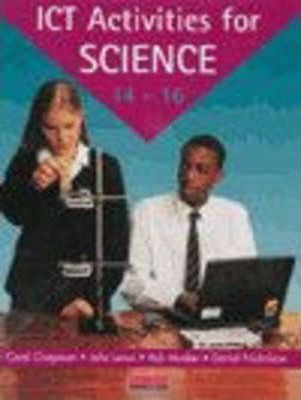 ICT Activities for Science: 14-16 - Upgrade to a Site Licence