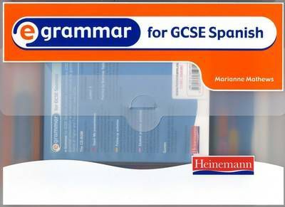 E-Grammar for GCSE Spanish