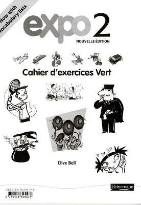 Expo 2 Vert Workbook Pack of 8 New Edition