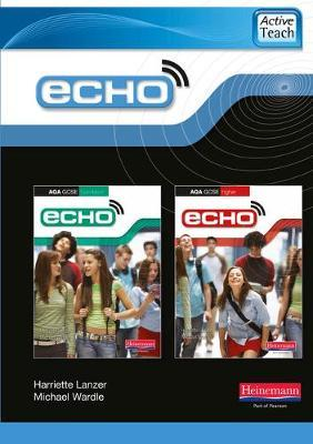 Echo AQA GCSE ActiveTeach (Higher/Foundation)CDROM
