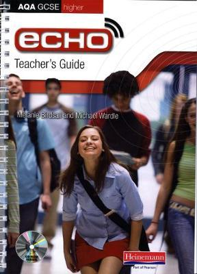 Echo AQA GCSE German Higher Teacher's Guide