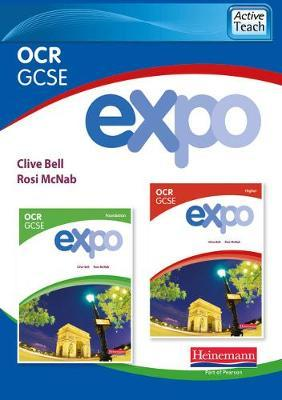 Expo OCR GCSE French ActiveTeach (Higher and Foundation)