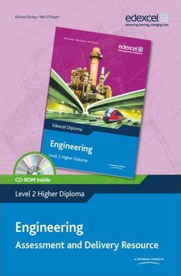 Edexcel Diploma: Engineering: Level 2 Higher Diploma ADR with CD-ROM