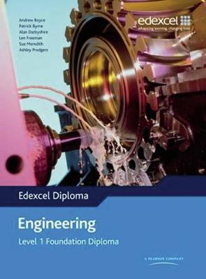 Edexcel Diploma: Engineering: Level 1 Foundation Diploma Student Book