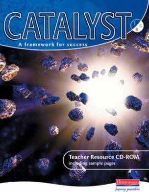 Catalyst 1 Teachers Resource File and CD-ROM