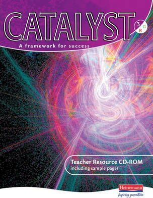 Catalyst 3 Teachers Resource File and CD-ROM