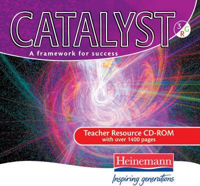 Catalyst 3 Teachers Resource CDROM