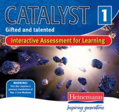 Catalyst Interactive Assessment for Learning 1: Learning Support