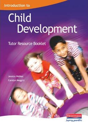 Introduction to Child Development DVD & Tutor Resource - tutor booklet