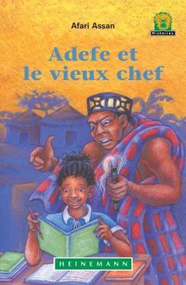 Adefe Et Le Vieux Chef JAWS Level 2 French Translations