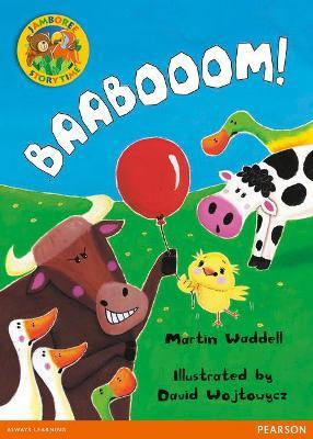 Jamboree Storytime Level A: Baabooom Little Book