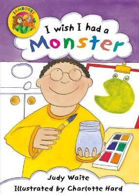 Jamboree Storytime Level B: I Wish I Had a Monster Little Book (6 Pack)