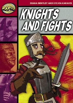 Rapid Stage 2 Set B Reader Pack: Knights and Fights (Series 1)