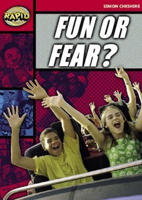 Rapid Stage 5 Set A Reader Pack: Fun or Fear (Series 1)