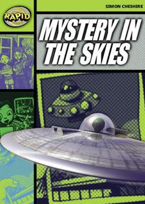 Rapid Stage 6 Set A Reader Pack: Mystery in the Skies (Series 1)