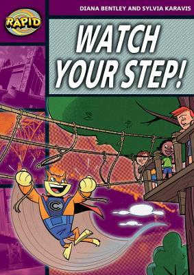 Rapid Stage 1 Set A: Watch Your Step! (Series 2)