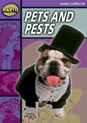 Rapid Stage 1 Set B: Pets and Pests (Series 2)