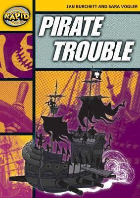 Rapid Stage 4 Set A: Pirate Trouble (Series 2)