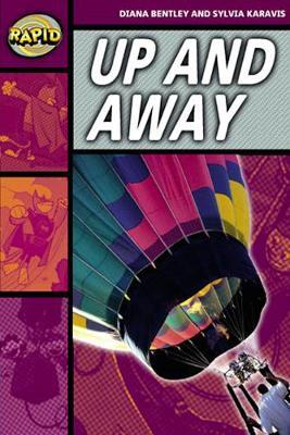 Rapid Stage 1 Set A: Up and Away Reader Pack of 3 (Series 2)
