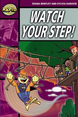Rapid Stage 1 Set A: Watch Your Step! Reader Pack of 3 (Series 2)