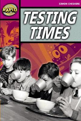 Rapid Stage 3 Set A: Testing Times Reader Pack of 3 (Series 2)