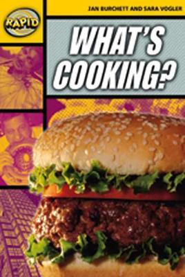 Rapid Stage 4 Set A: What's Cooking? Reader Pack of 3 (Series 2)