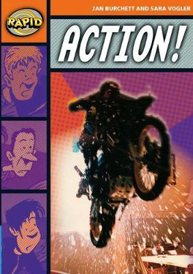 Rapid Stage 4 Set B: Action Reader Pack of 3 (Series 2)