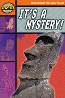 Rapid Stage 4 Set B: Its a Mystery! Reader Pack of 3 (Series 2)