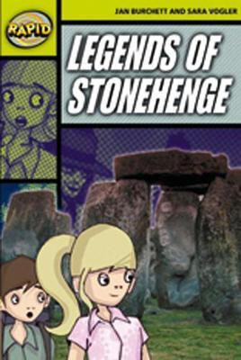 Rapid Stage 6 Set A: Stonehenge Reader Pack of 3 (Series 2): Stage 6 Set A