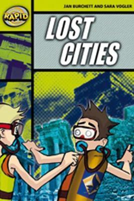 Rapid Stage 6 Set A: Lost Cities Reader Pack of 3 (Series 2)