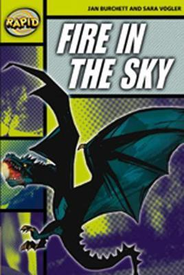 Rapid Stage 6 Set A: Fire in the Sky Reader Pack of 3 (Series 2)