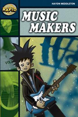 Rapid Stage 6 Set B: Music Makers Reader Pack of 3 (Series 2)