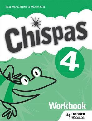Chispas: Workbook Level 4