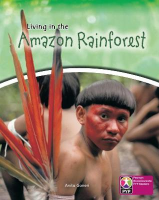 Primary Years Programme Level 8 Living in Amazon Rainforest 6Pack