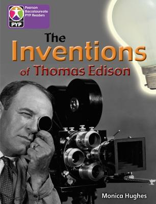 PYP L5 the Inventions of Thomas Edison