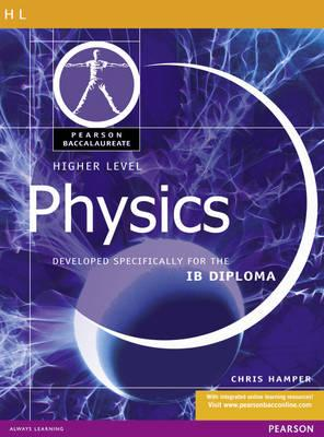 Pearson Baccalaureate: Higher Level Physics for the IB Diploma
