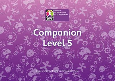 Primary Years Programme Level 5 Companion Pack of 6