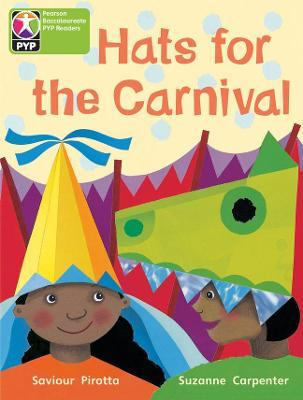 Primary Years Programme Level 4 Hats for the Carnival 6Pack
