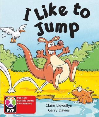 PYP L1 I Like to Jump 6PK